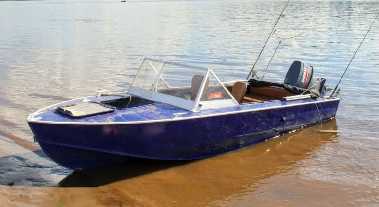 Картинка перевозка железной алюминиевой лодки. Перевозка ГУЛЛИВЕР. 0671035252